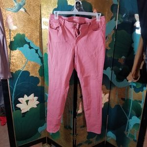 Pink Old Navy Jeans
